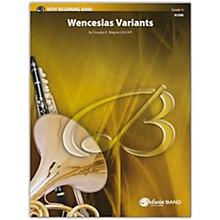 BELWIN Wenceslas Variants Conductor Score 0.5 (Very Easy)