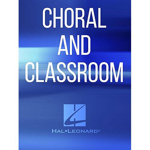 Hal Leonard Wenn Ich Ein Voglein War SATB Composed by William Hall