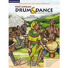Alfred West African Drum & Dance: A Yankadi-Macrou Celebration - Student Book