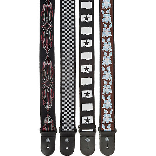 D'Addario Planet Waves West Coast Collection Strap