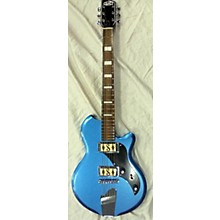 Supro Westbury Hollow Body Electric Guitar