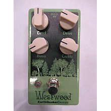 Earthquaker Devices Westwood Effect Pedal