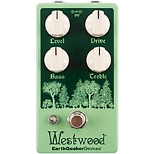 Earthquaker Devices Westwood Overdrive Effects Pedal