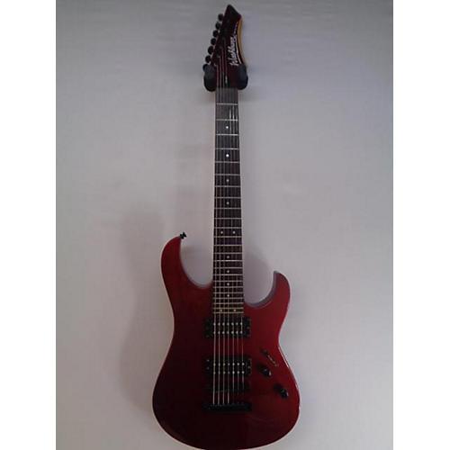 Washburn Wg587 Solid Body Electric Guitar