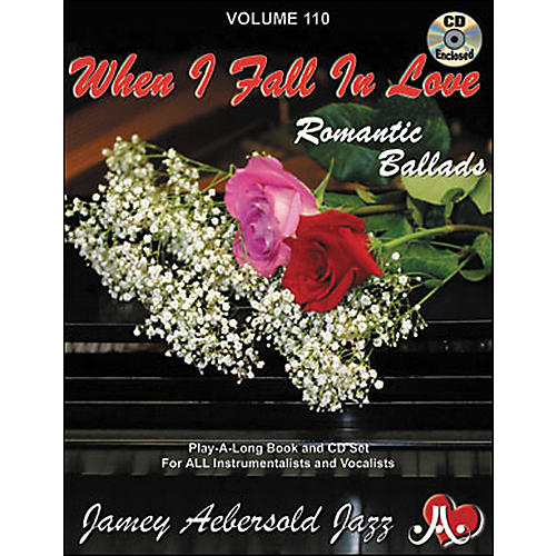 Jamey Aebersold When I Fall In Love Romantic Ballads