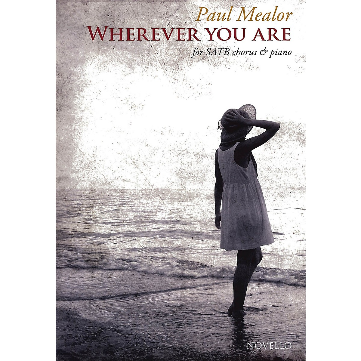 Music Sales Wherever You Are SATB with Piano