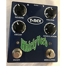 T-Rex Engineering Whirley Verb Effect Pedal
