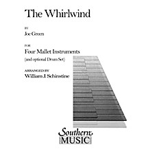 Hal Leonard Whirlwind, The (Percussion Music/Mallet/marimba/vibra) Southern Music Series by William J. Schinstine
