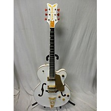 Gretsch Guitars White Falcon G6139cb Hollow Body Electric Guitar