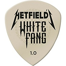 White Fang James Hetfield Signature Picks 1.0 mm 6 Pack