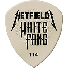 White Fang James Hetfield Signature Picks 1.14 mm 24 Pack