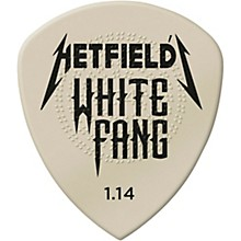 White Fang James Hetfield Signature Picks 1.14 mm 6 Pack
