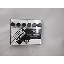 Electro-Harmonix White Finger Compressor Effect Pedal