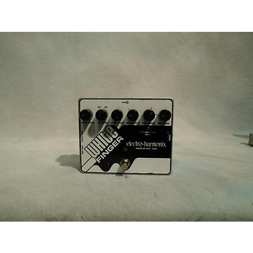 Electro-Harmonix White Finger XO Compressor Effect Pedal