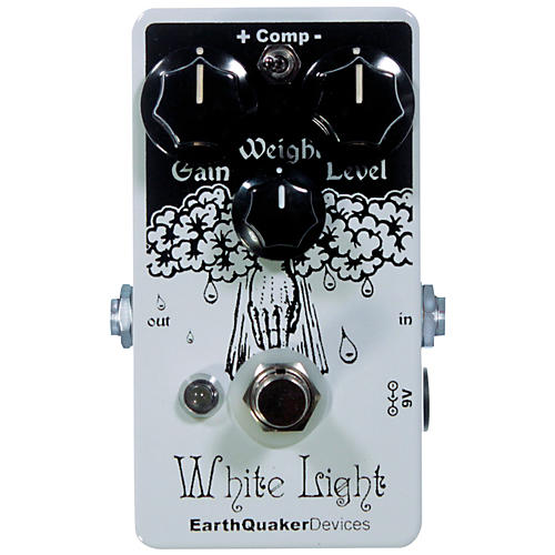 Earthquaker Devices White Light Overdrive Guitar Effects Pedal