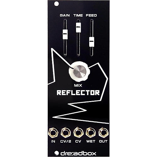 Dreadbox White Line Reflector