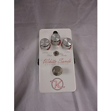 Keeley White Sands Overdrive Effect Pedal
