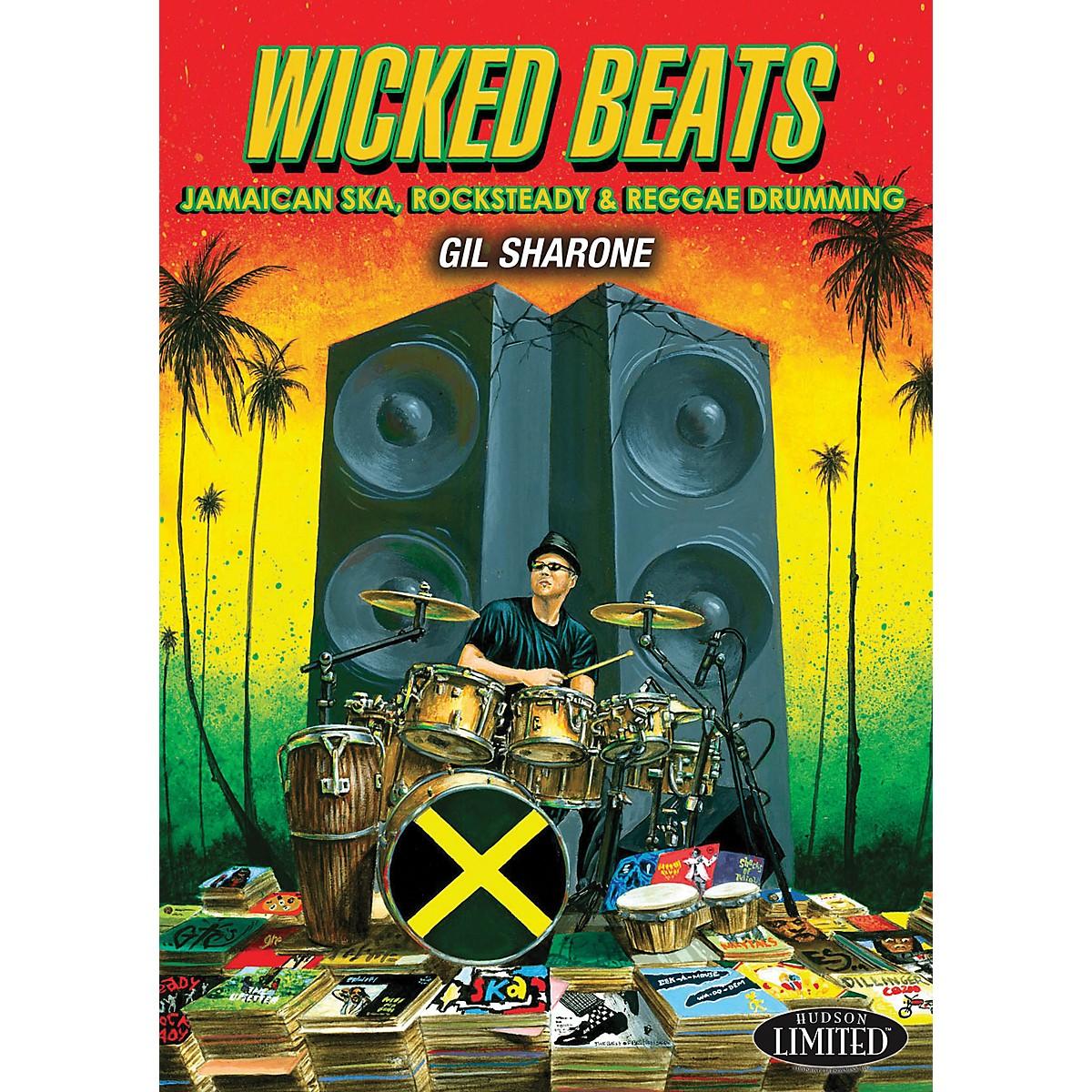 Hudson Music Wicked Beats - Jamaican Ska Rocksteady & Reggae Drumming DVD With Gil Sharone