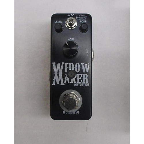 Outlaw Effects Widowmaker Effect Pedal