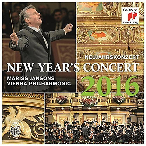 Alliance Wiener Philharmoniker - New Year's Concert 2016