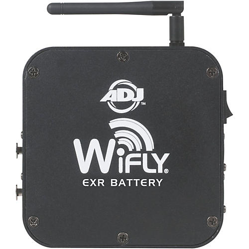 21st Century Publications Wifly EXR Battery DMX Transceiver