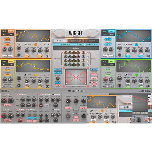 2nd Sense Wiggle Expressive Sound Creation (Download)