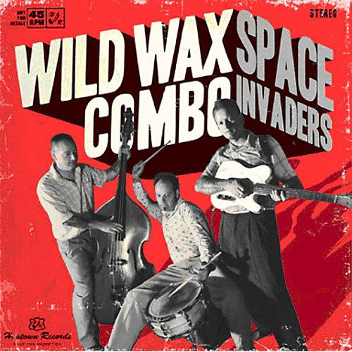 Alliance Wild Wax Combo - Space Invaders