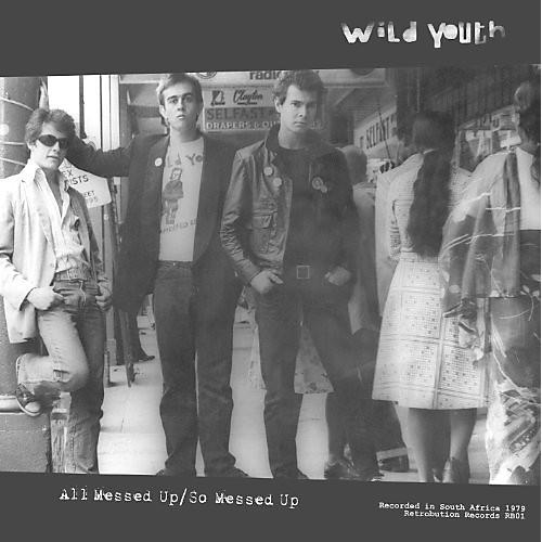 Alliance Wild Youth - All Messed Up