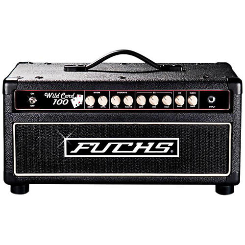 Fuchs Wildcard 100W Tube Guitar Head