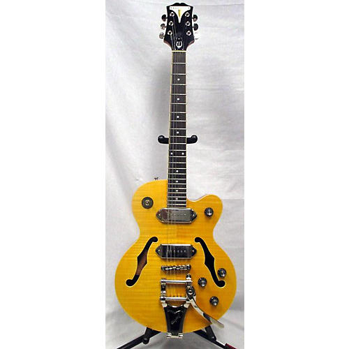 Epiphone Wildkat With Bigsby Hollow Body Electric Guitar