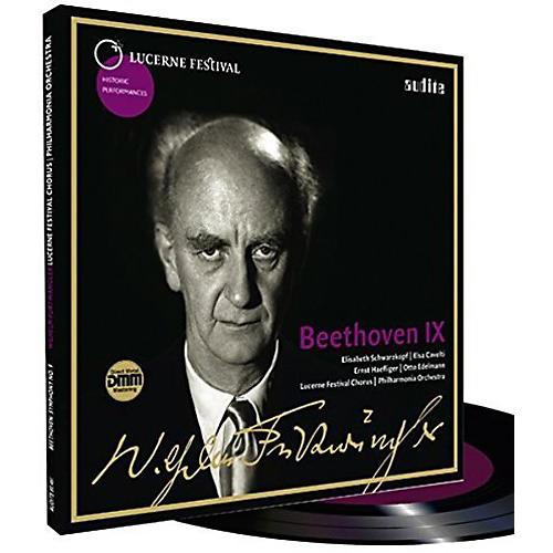 Alliance Wilhelm Furtwaengler Conducts Beethoven's Symphony
