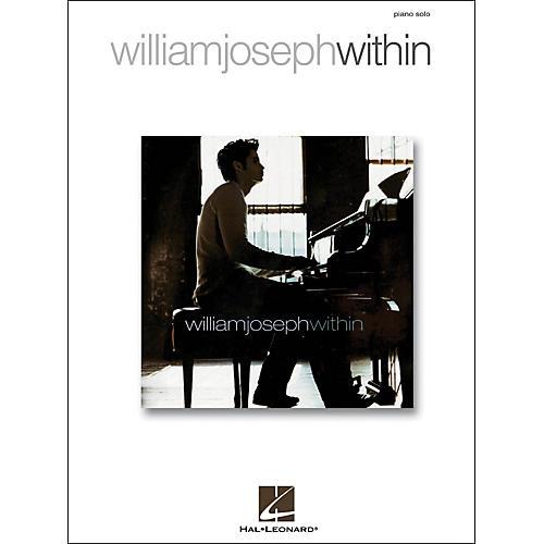Hal Leonard William Joseph - within for Piano Solo