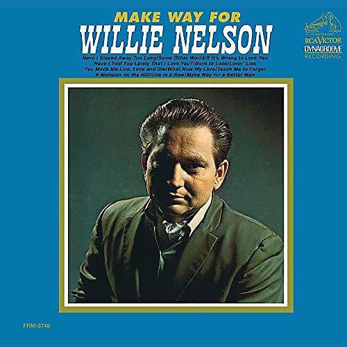 Alliance Willie Nelson - Make Way For Willie