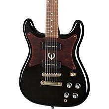 Wilshire P-90 Electric Guitar Ebony