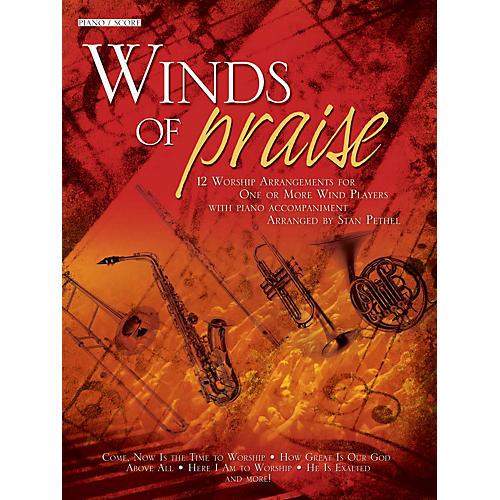 Shawnee Press Winds of Praise (Piano/Score) Piano Part Arranged by Stan Pethel