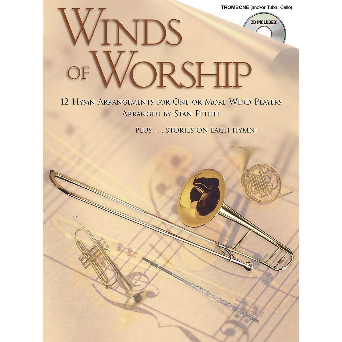 Shawnee Press Winds of Worship (Trombone) Shawnee Press Series