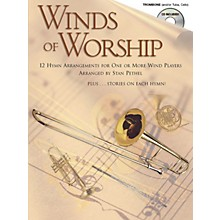 Shawnee Press Winds of Worship (Trombone) Shawnee Press Series