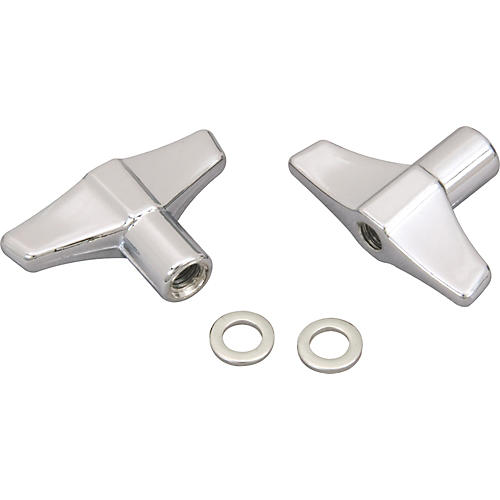Pearl Wing Nut with Washer (2 Pack)