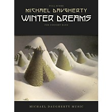 Michael Daugherty Music Winter Dreams (for Concert Band) Concert Band Level 3-4