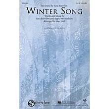 Hal Leonard Winter Song SSA by Sara Bareilles Arranged by Mac Huff