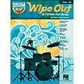 Hal Leonard Wipe Out & 7 Other Fun Songs - Drum Play-Along Volume 36 (Book/CD) thumbnail