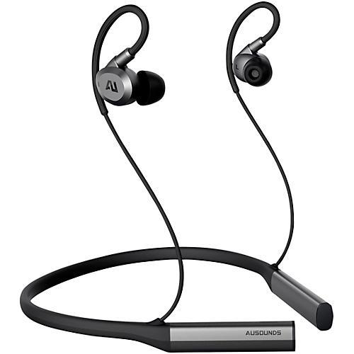 Ausounds Wireless Noise Cancelling Hybrid Planar Driver Neckband Earphone