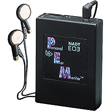 Nady Wireless Receiver for E03 In-Ear Personal Monitor System