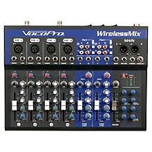 WirelessMix-2 All-In-One Live Sound Karaoke Mixer Level 2 Regular 194744120367