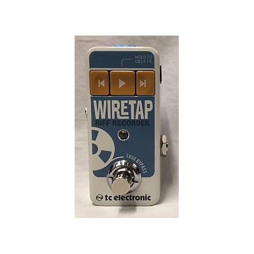 TC Electronic Wiretap Pedal
