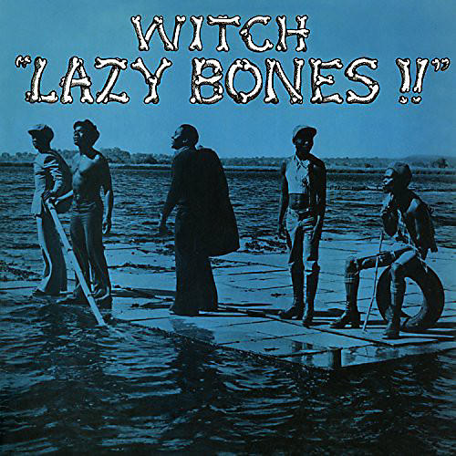 Alliance Witch - Lazy Bones