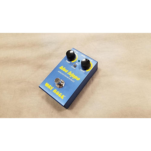 Way Huge Electronics Wm61 Blue Hippo Effect Pedal