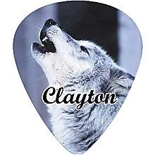 Clayton Wolf Guitar Pick Standard