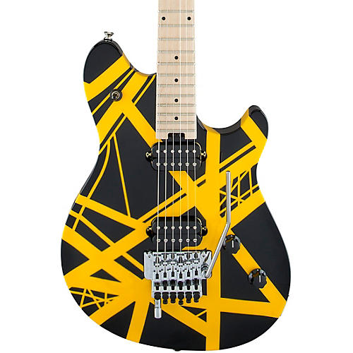 3f57c1ab4c1 EVH Wolfgang Special Striped Electric Guitar