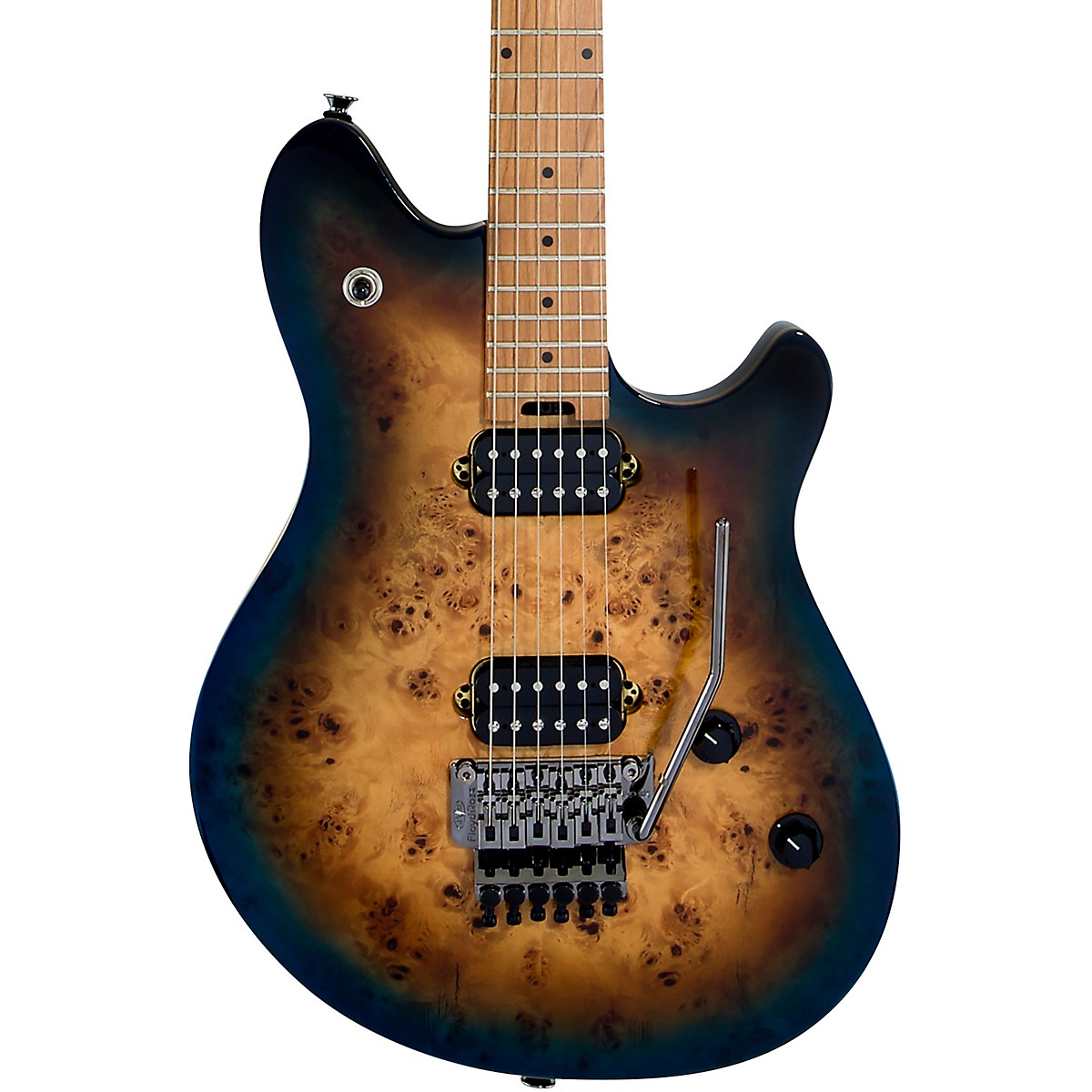 EVH Wolfgang Standard Exotic Burl Electric Guitar
